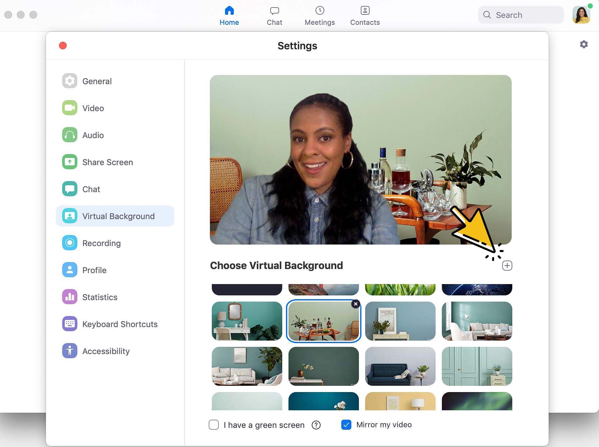 Instructions on how to upload a zoom background plus 8 fun zoom backgrounds you can download to instantly upgrade your video calls.