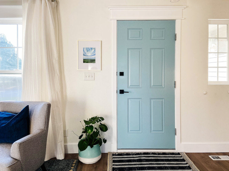 If you're searching for paint ideas for doors, you're in luck. We found tons of colorful, inspiring options on Instagram — all rounded up here.