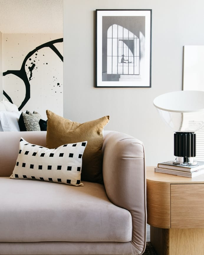 Searching for the perfect greige paint color? This perfect grieve hue is Windy City by Clare. Discover more perfect griege paint colors.