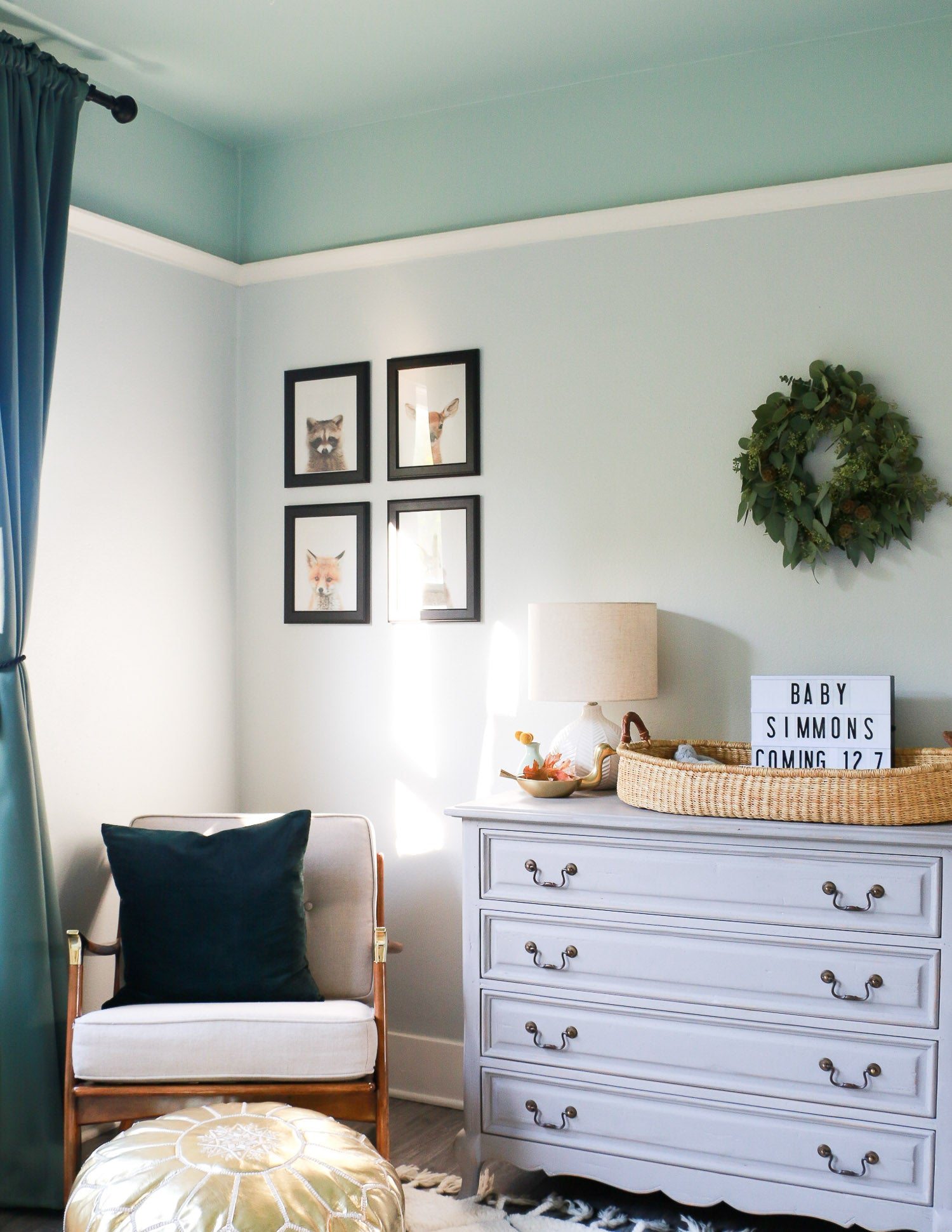Two Toned Walls