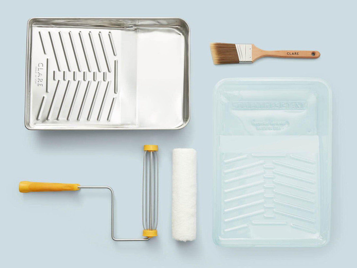 A full list of essential paint supplies you need to paint a room like a pro, this essential paint kit will help you achieve flawless results.
