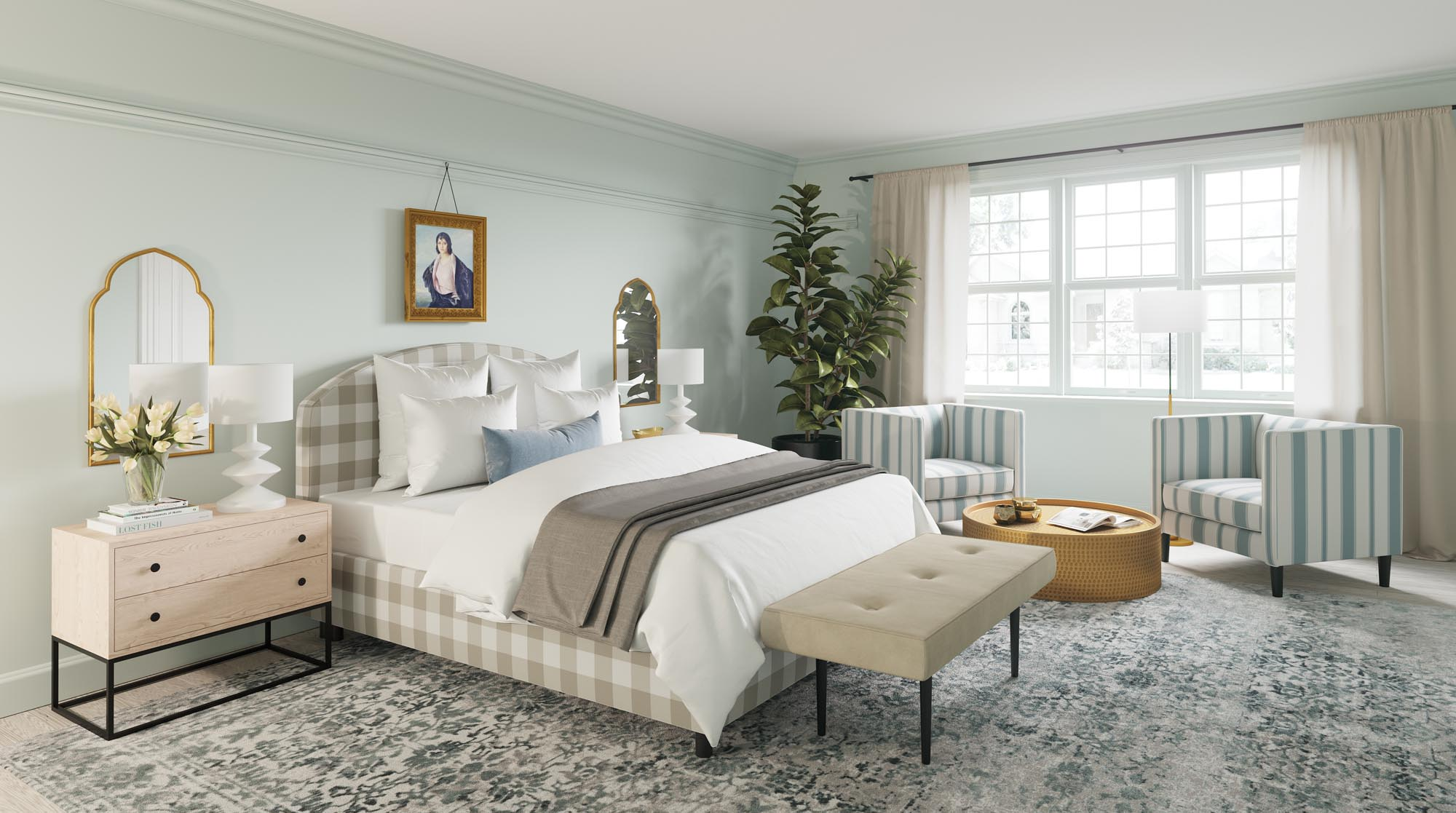 Bedroom Paint Color Inspiration