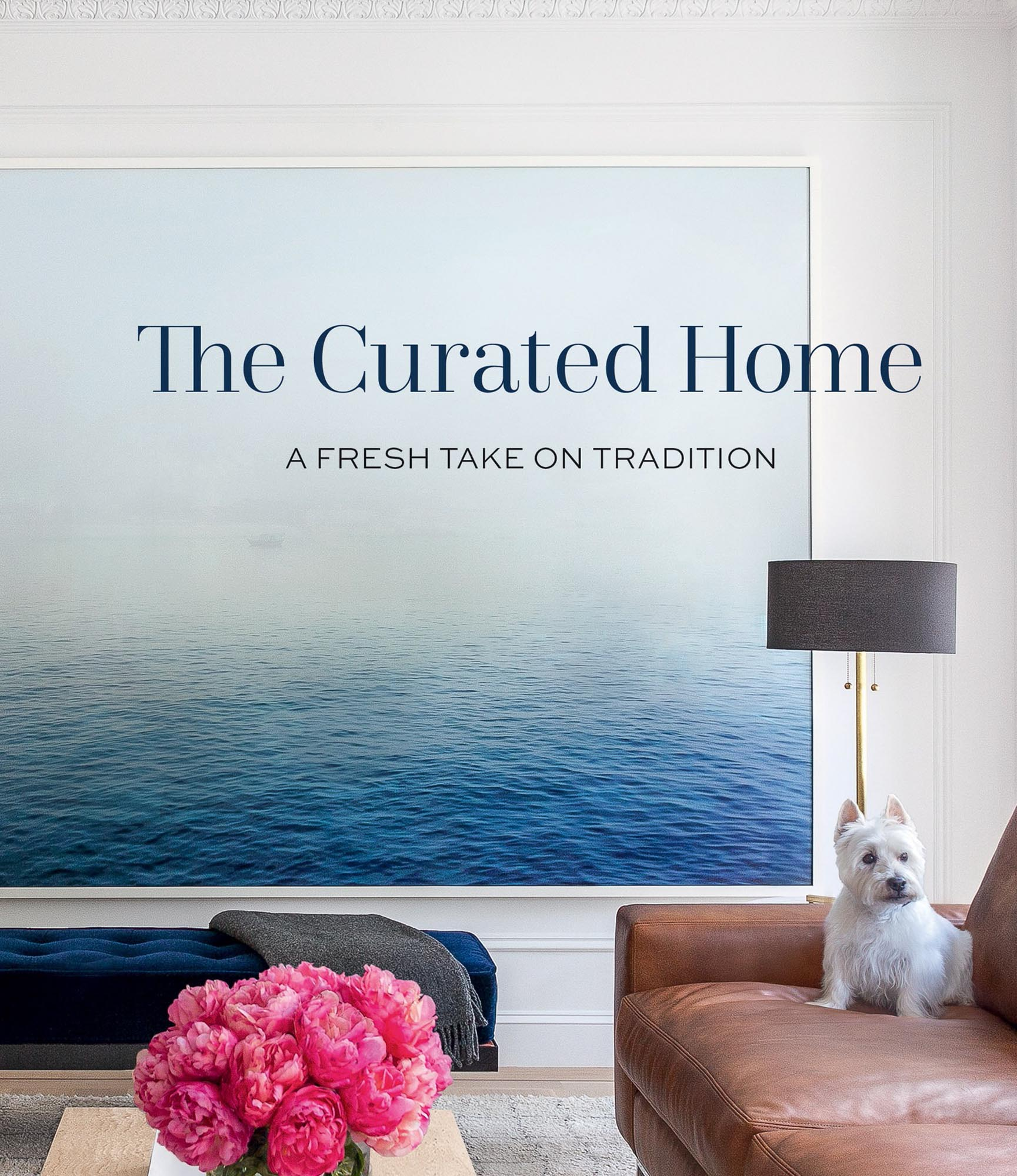 the curated home book