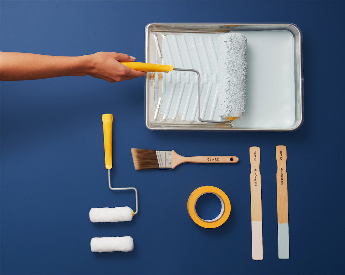 Clare paint  and painting supplies