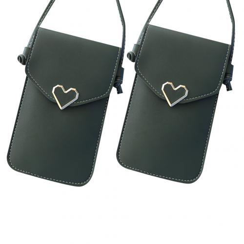2 Piece Touch Screen Cell Phone Purses