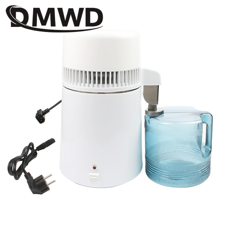 4L Stainless Steel Pure Water Distiller/Purifier