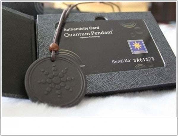 Quantum EMF Radiation Protection Necklace