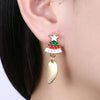 Christmas Inspired Stud Earrings