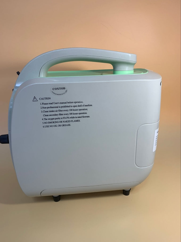 90% Portable Oxygen Concentrator