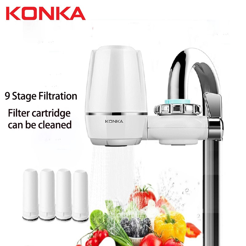 9 Stage Tap Water Purifier
