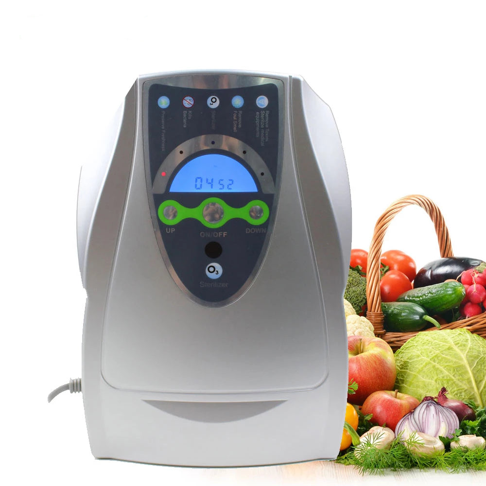Ozone Generator Vegetable Sterilizer
