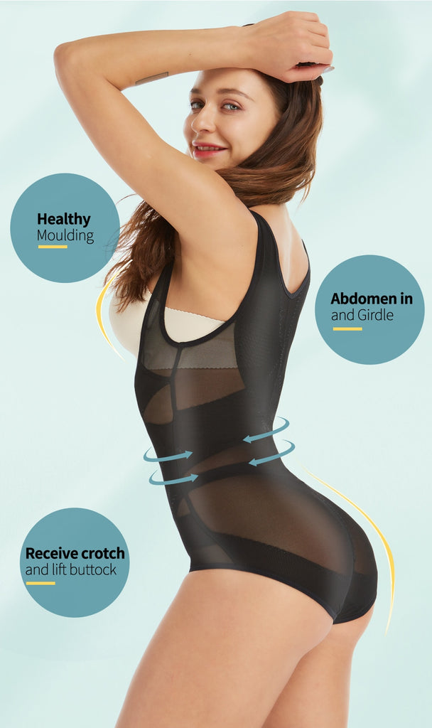 Waist Trainer Body Shaper Corset