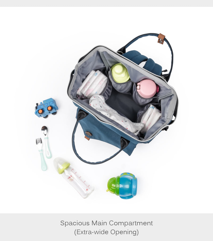Large Capacity Baby Changing Bag