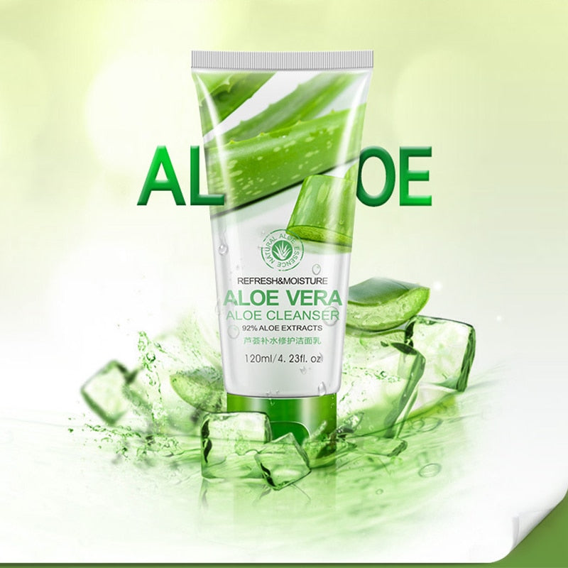 Aloe Skin Care Set