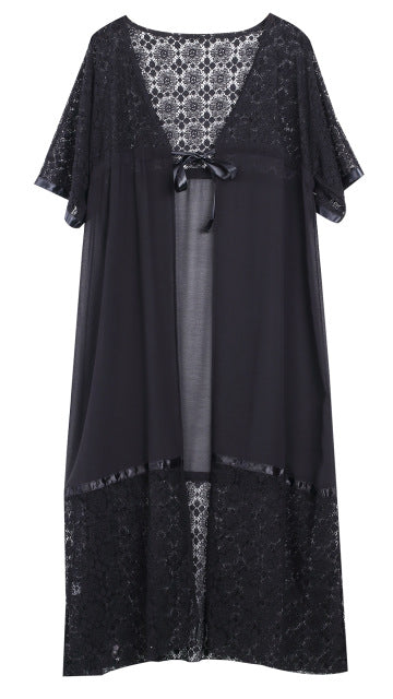 Venice Lace Cardigan Cover UP