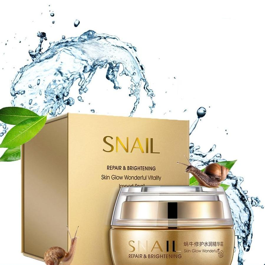Snail Essence Face Cream