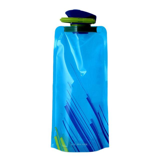 (FREE) Collapsable Water Bottle