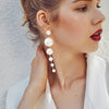 Pearl Long Earrings
