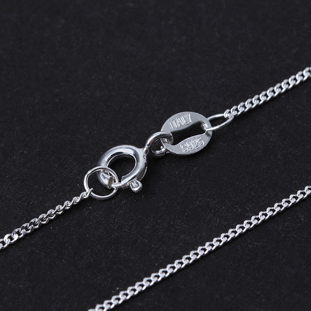 925 Silver Necklace Chain