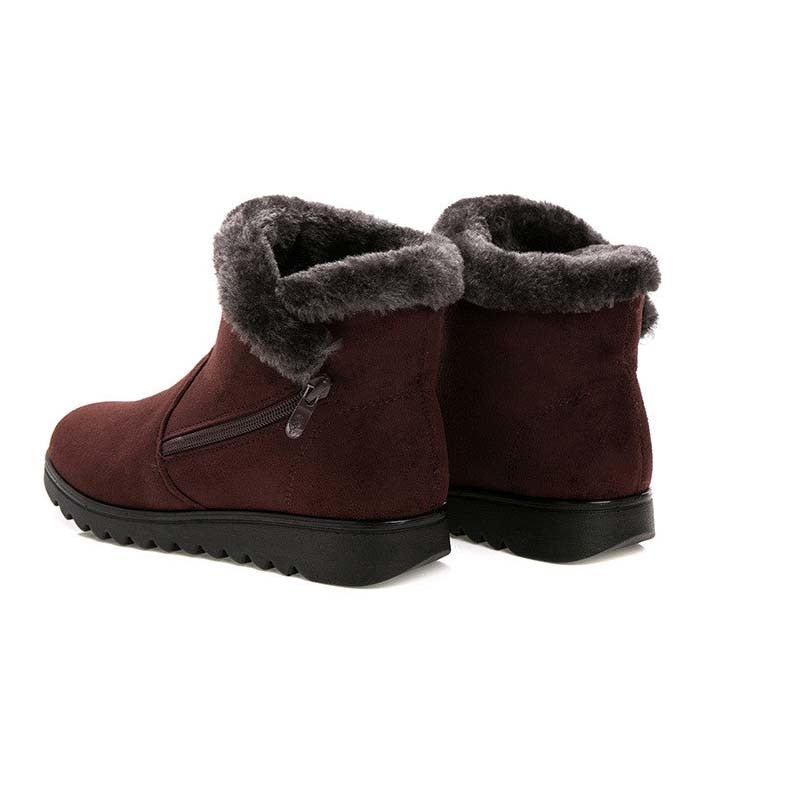 Waterproof Fur Boots