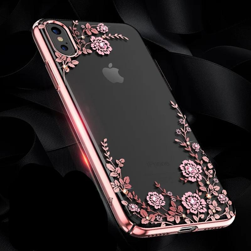 Luxury iPhone X Case
