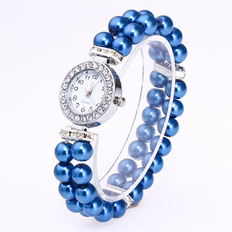 Pearl Band Watch
