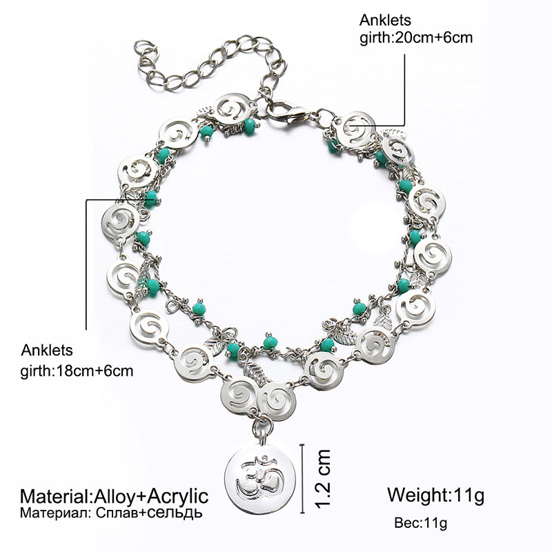 Multi-layer OM anklet