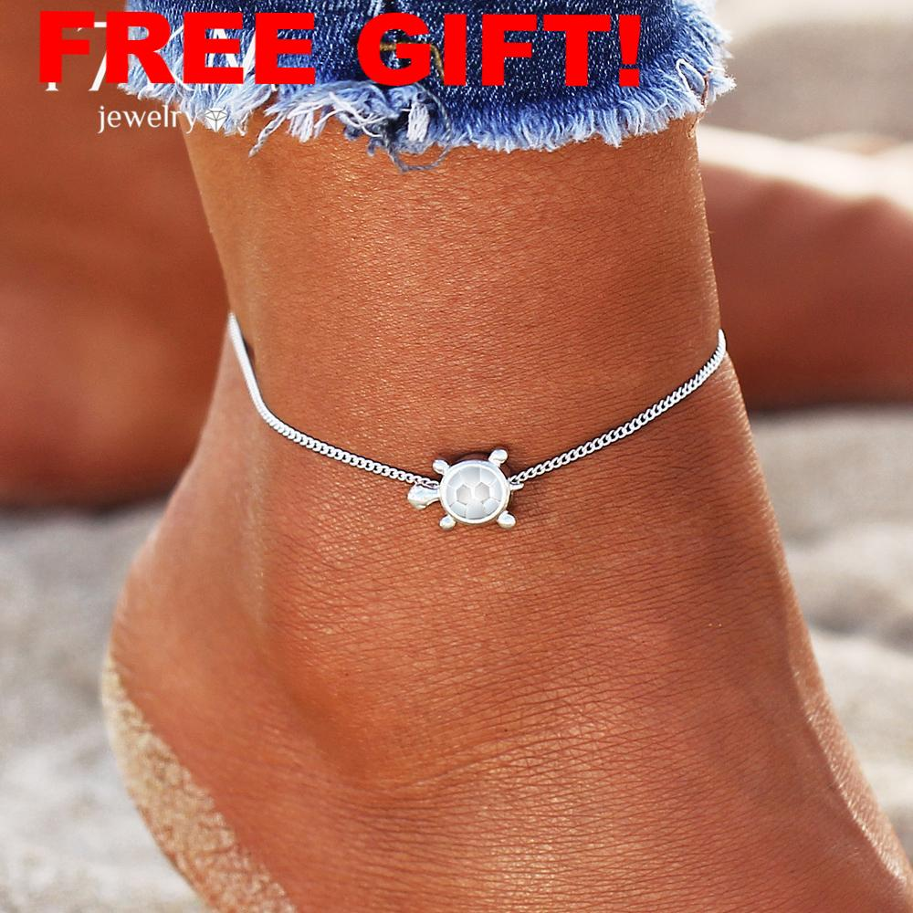 (FREE) Turtle Anklet