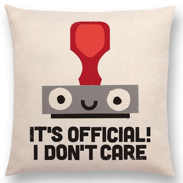 Funny Cushion Covers