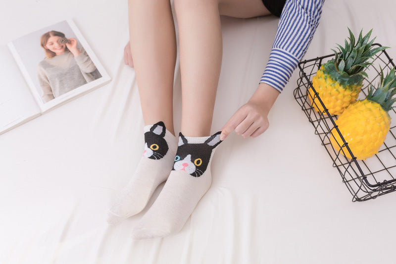 (FREE) Animal Socks