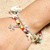 Colorful Sealife Anklets
