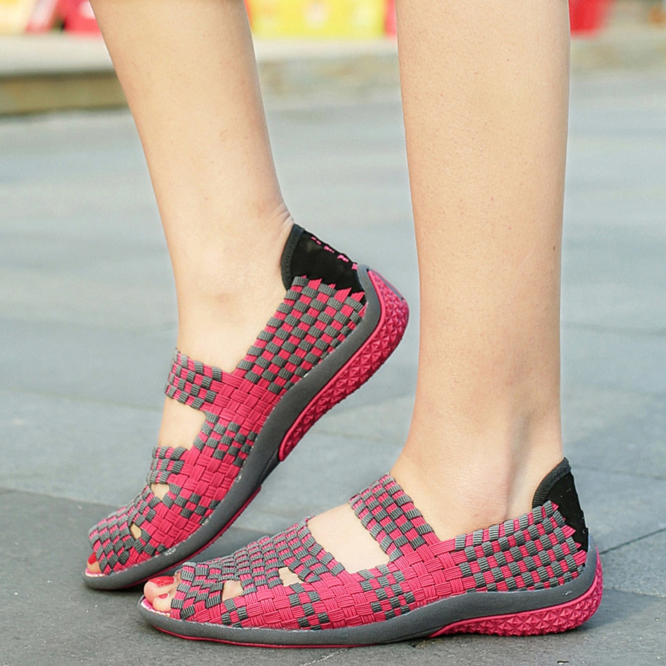Handwoven Breathable Sandals