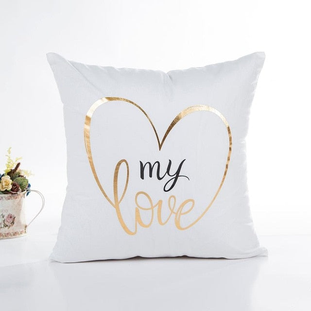 Decorative Christmas Pillow Covers