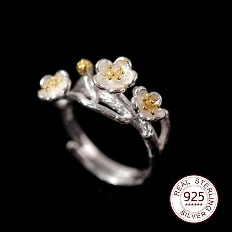 Handmade Flower Ring