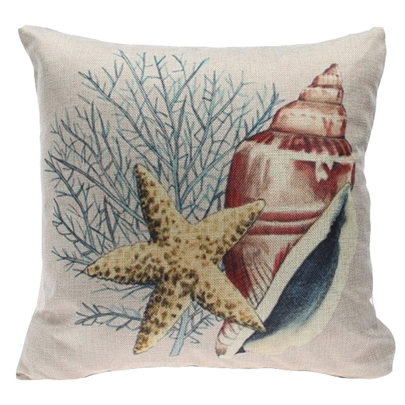 Seashell Pillow Covers
