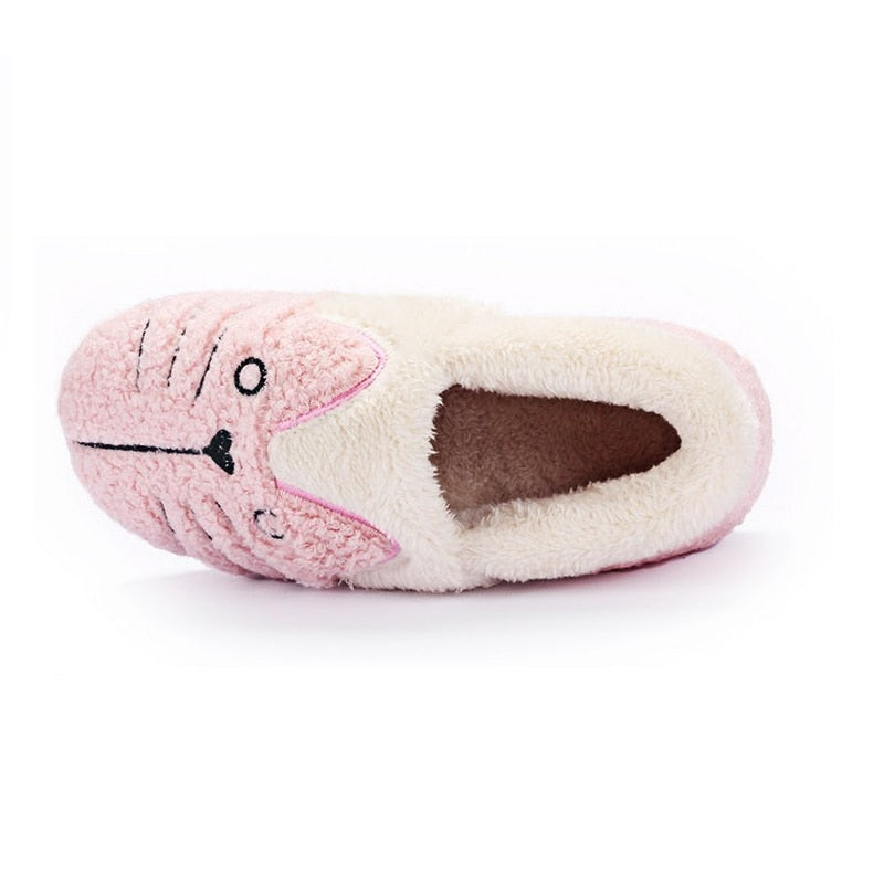 Comfy Cat Slippers