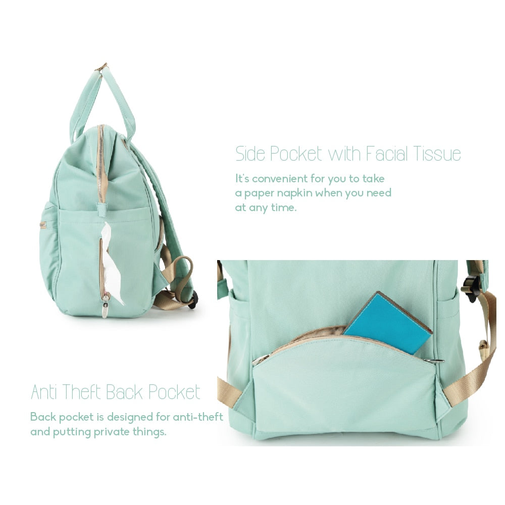Multi-function Diaper Bag