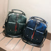 Retro Leather Backpacks