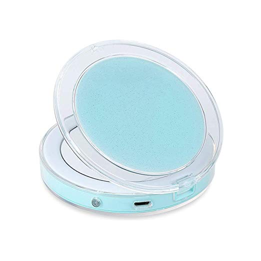 LED Portable Makeup Mirror