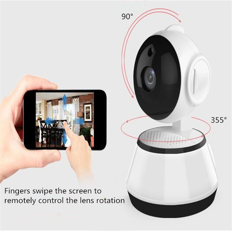 Robot Security Camera 720P WIFI HD
