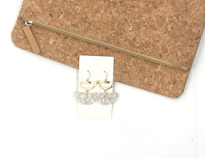 Ivory Luna Earrings