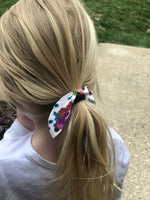 Color me Hair Tie Bow