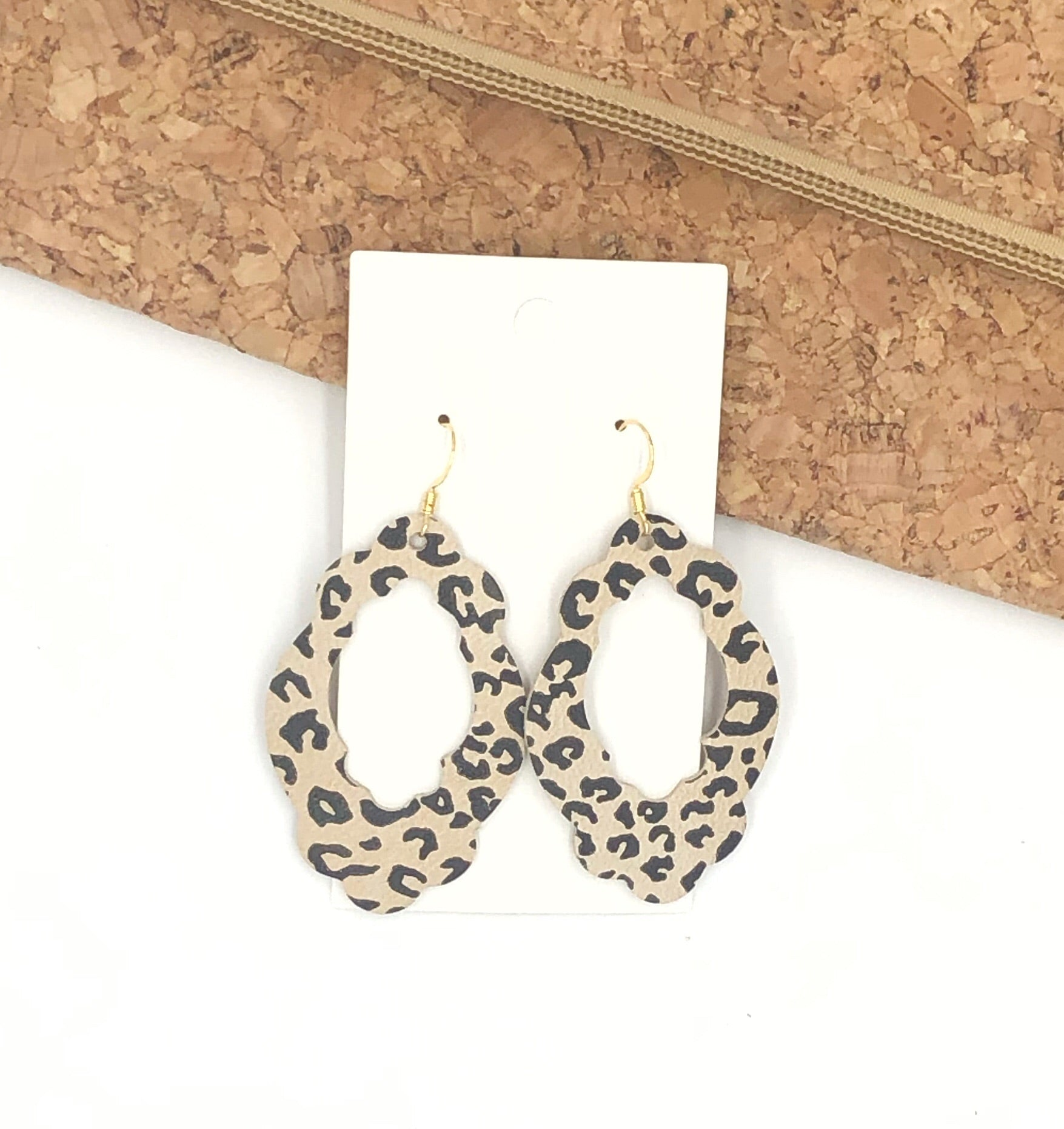 Spotted Duchess Earrings
