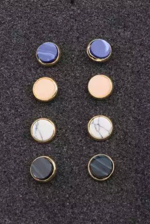 4 piece stud set