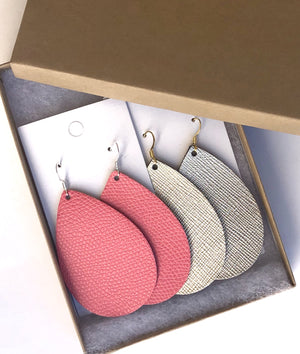 Coral Light Gold Gift Set
