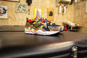 "24 Kilates X Mizuno Wave Rider 1 ""King Kobra"""