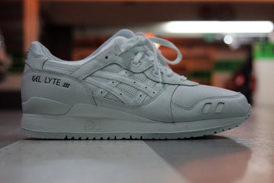Asics Gel Lyte III Pure White""""