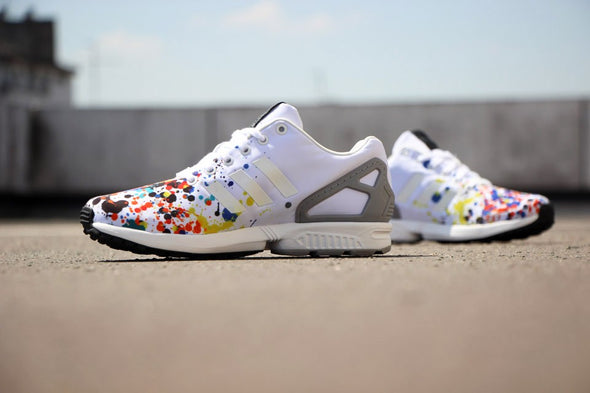 Adidas ZX Flux Multicolor White