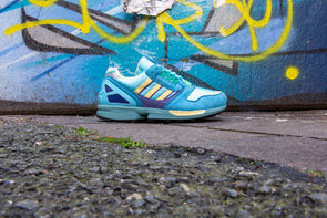 Adidas ZX 8000 Torsion Clear Aqua