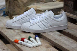 Adidas Superstar 80s X Mark Gonzales